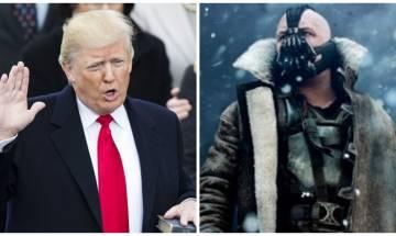 US President Donald Trump's inauguration speech similar to 'Batman' villain Bane?