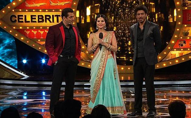 Bigg Boss 10, January 22 highlights: SRK, Sunny Leone set the stage on fire in Salman Khan's 'Weeend Ka Vaar' episode