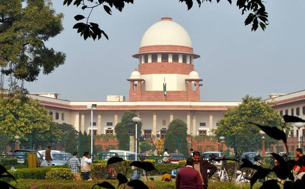 Supreme Court of India (Pic: Getty)