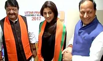 Assembly elections: Actress Rimi Sen joins BJP, Sunny Deol likely to follow