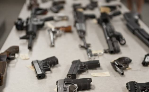 Tamil Nadu Police Seize Country Made Gun From Farmer In -2542