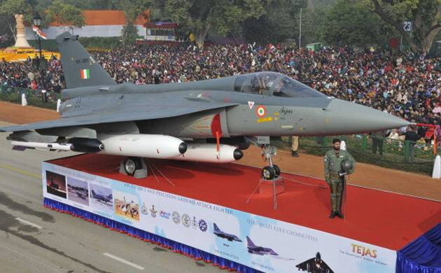 Tejas aircraft (Getty images)