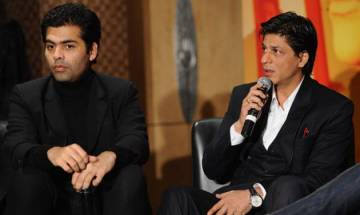 Superstar Shah Rukh Khan asks Karan Johar to direct action film