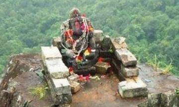 Naxals allegedly vandalise 1000-year-old idol of Lord Ganesha in Chhattisgarh