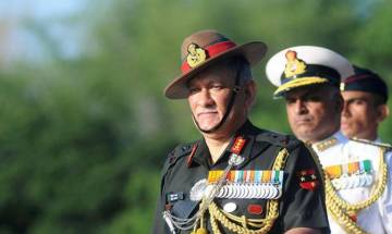 Pakistan responsible for causing avalanches that killed 20 Indian soldiers: Indian Army chief Gen Rawat