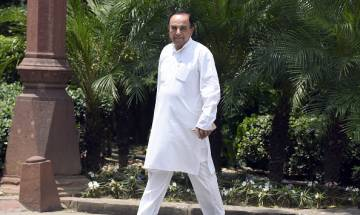 Economic survey   I just wonder if Arvind Subramanian is working for us or Manmohan Singh: Subramanian Swamy