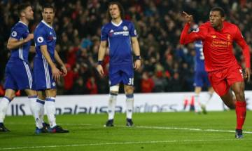 English Premier League: Mignolet's heroics rescue Liverpool against Chelsea, Arsenal shocked at home by Watford