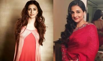 Tabu NOT to replace Vidya Balan in Kamala Das 'Aami'