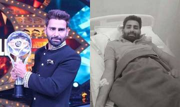 Bigg Boss 10 winner Manveer Gurjar gets hospitalised (See Pic)