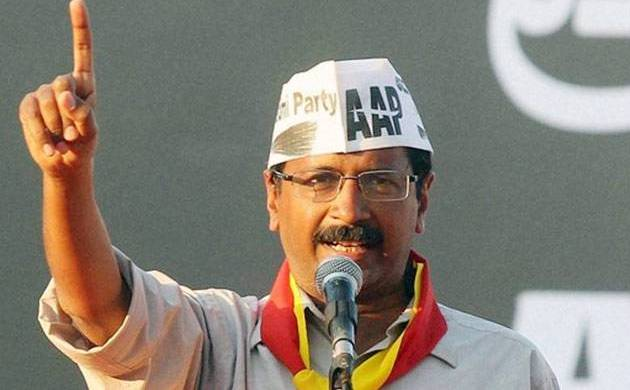Delhi Chief Minister Arvind Kejriwal (File photo: PTI)