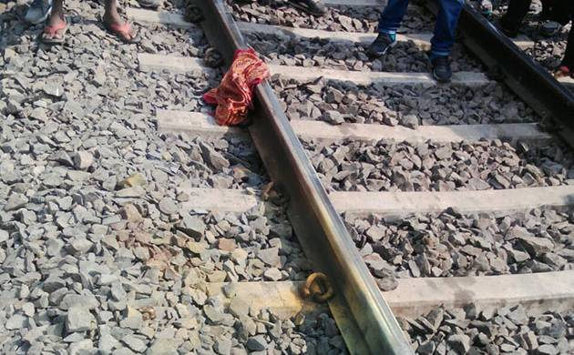 Bomb blast on railway track in Bihar's Buxar; no harm reported (Newsnation Image)