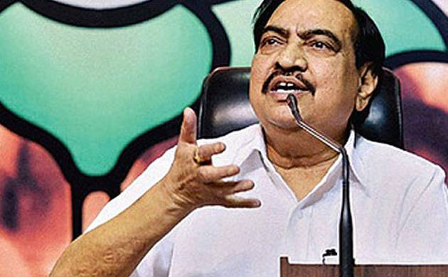 Bombay High Court gives last chance to Maharashtra govt to file probe report on Eknath Khadse illegal land deal