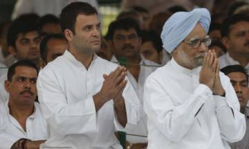 PM Modi's 'raincoat' remark on Manmohan Singh 'saddening and shameful': Rahul Gandhi