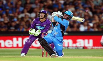 Ben Dunk replaces injured Chris Lynn in Australia's T20 squad for Sri Lanka series