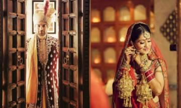 Wedding diaries: Neil Nitin Mukesh-Rukmini Sahay make a royal couple on their D-Day (See Pics)