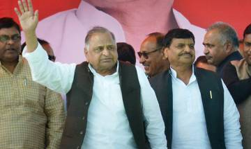UP Poll 2017: Mulayam Singh Yadav addresses first rally, seeks votes for Shivpal