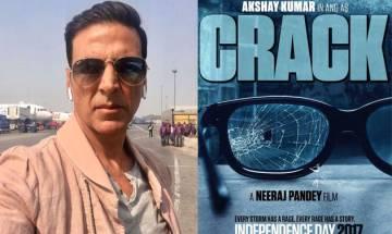 Is Akshay Kumar's 'Crack' shelved? Director Neeraj Pandey reveals truth
