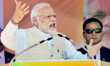 PM Modi in Lakhimpur Kheri: Akhilesh Yadav could not see Centre's work as he is 'blinded by absolute power'