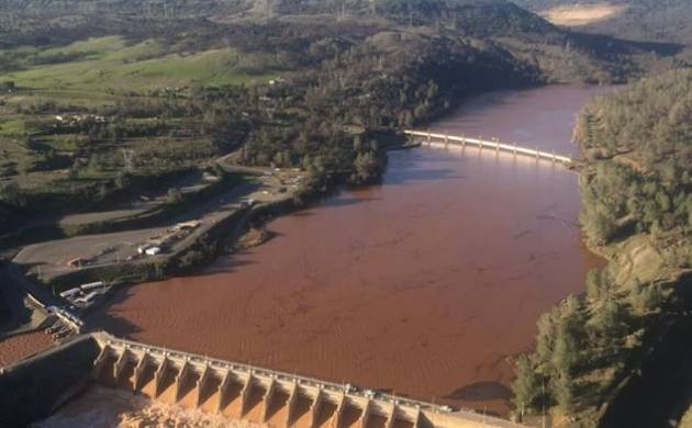 Oroville Dam News Today