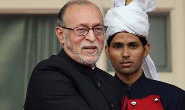 Delhi: Lt Governor Anil Baijal clears proposal to increase monthly pensions of widows, senior citizens and disabled