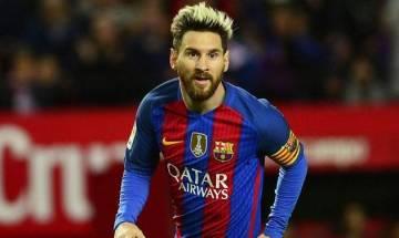 La Liga: Last-gasp Messi penalty rescues poor Barcelona against lowly Leganes