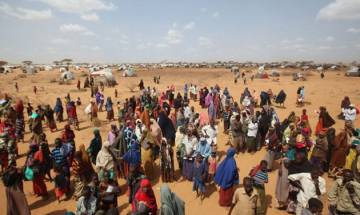 Hunger, drought force Somalis to flee amid fears of looming famine