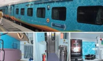Rail Min Suresh Prabhu flags off Antyodaya Express,  Hamsafar Express
