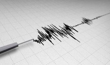 Earthquake measuring 5.0 on richter scale strikes Nepal