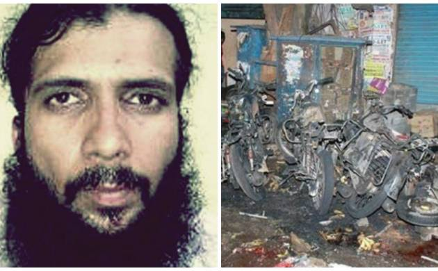 Indian Mujahideen terrorist Yasin Bhatkal is accused in  Dilsukhnagar twin blasts case among others (File photos from PTI)