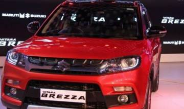 Maruti Suzuki India's Vitara Brezza crosses one lakh cumulative sales milestone