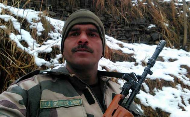 BSF Jawan Tej Bahadur Yadav (File Photo)
