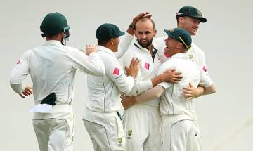Australian off-spinner Nathan Lyon weaves 'web of spin' in Bengaluru Test, skittles India for 189 runs