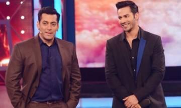 'Judwaa 2': Salman Khan has 'special' advice for Varun Dhawan