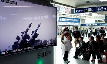 North Korea fires several banned ballistic missiles, three reach Japan waters: Seoul