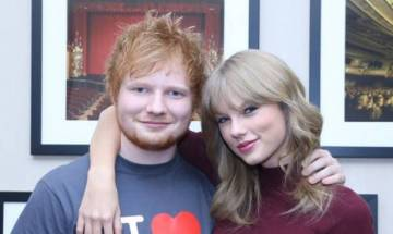 Ed Sheeran may collaborate next with Taylor Swift for new song