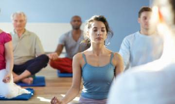 Yoga and breathing exercise may help reduce depression: Study