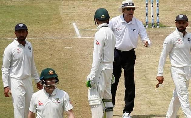 IND vs AUS: BCCI lodges complaint with ICC against Smith, Handscomb