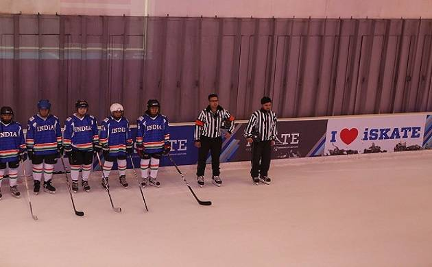 Indian Women's ice hockey team registers first ever international win, beats Philippines by 4-3
