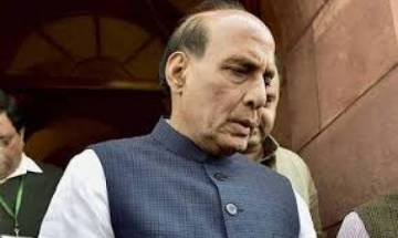 Assembly election results: BJP's 'mega victory' in UP, Uttarakhand, says Rajnath Singh