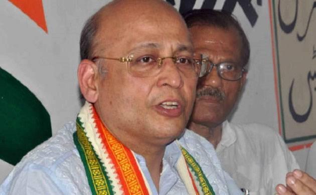 Abhishek Manu Singhvi (Image: PTI)