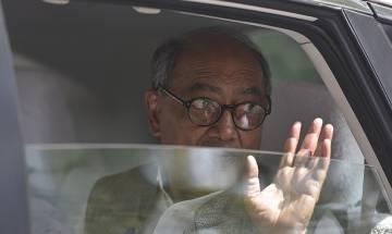 Goa Verdict: Manohar Parrikar has 'hijacked' popular mandate: Digvijaya Singh