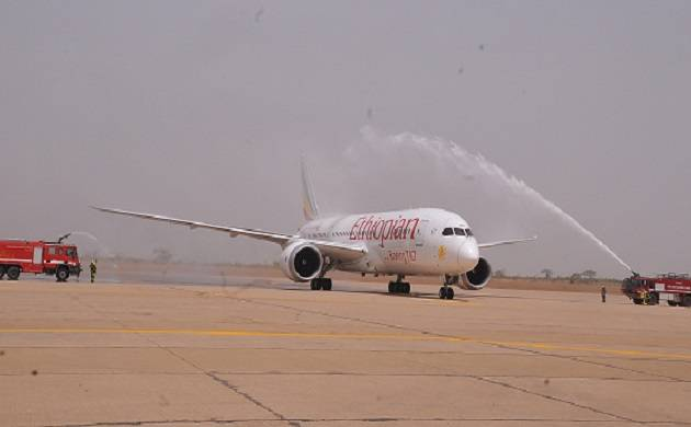 Ethiopian Airlines plane makes emergency landing in Lahore