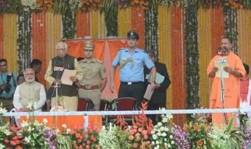 Yogi Adityanath along with Trivendra Singh Rawat join 'Bachelor CMs' club