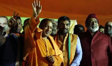 Will ensure all round development of UP: Chief Minister-elect Yogi Adityanath