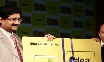 Idea Cellular stocks fall over 6 per cent on merger deal with Vodafone