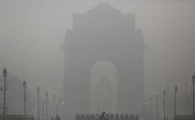 Delhi saw 250 per cent rise in number of severe air quality days in 2016