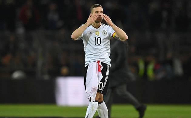 Lukas Podolski (Getty images)