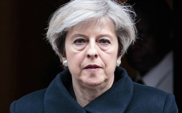 British PM Theresa May (Getty Images)
