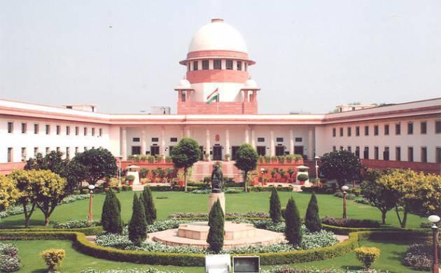 Supreme Court of India - file photo