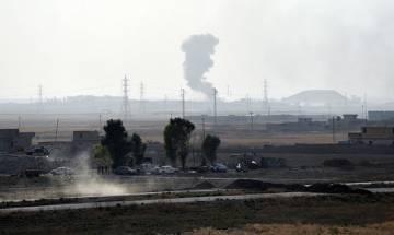 Airstrike on Hammuriyeh town near Damascus kills 16 civilians: Monitor